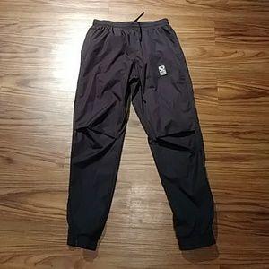 PEARL IZUMI Black shell cycling pants W 8 Med